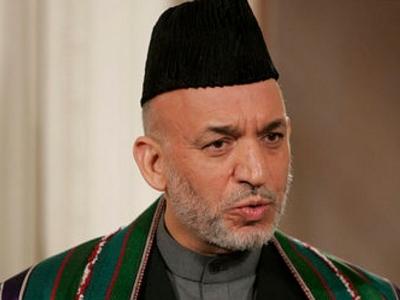 Hamid Karzai, dts Nachrichtenagentur