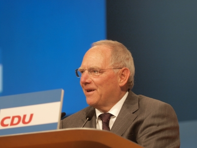 Wolfgang Schäuble, dts Nachrichtenagentur