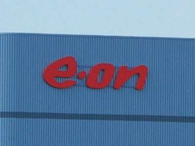 E.ON-Logo, E.ON,  Text: dts Nachrichtenagentur