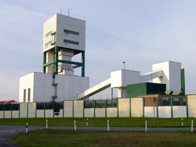 Salzstock Gorleben, dts Nachrichtenagentur