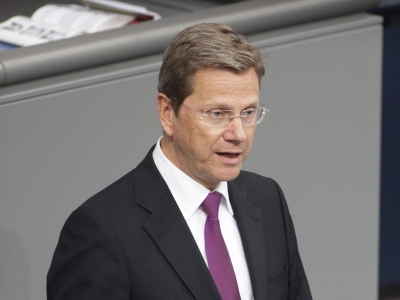 """dts_image_2929_aaiedcihmr_2171_400_300 """"Spiegel"""": Westerwelle will Auswärtiges Amt reformieren"""