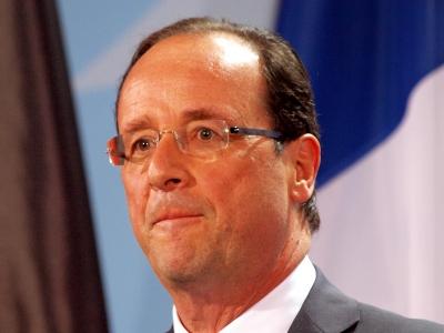 François Hollande, dts Nachrichtenagentur