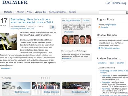 Blogs erstellen: Tipps zum erfolgreichen Bloggen (Teil 1)