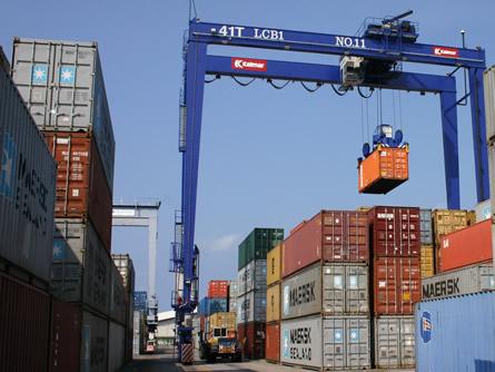 RWI/ISL-Containerumschlag-Index: Welthandel weiterhin ohne Schwung