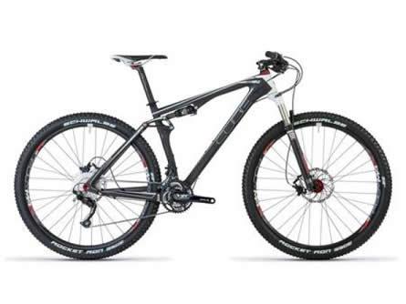 Trend: Cube Bike begeistert Freizeitsportler