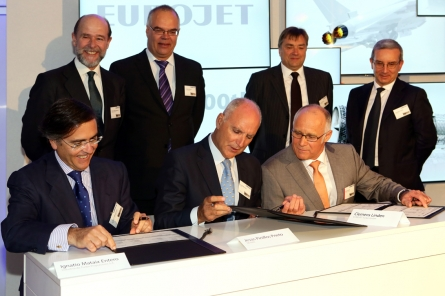 Eurojet liefert eintausendstes EJ200-Serientriebwerk