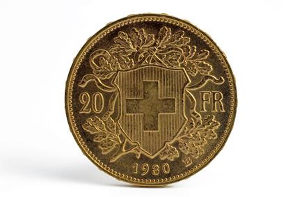 Die Goldverarbeitung in der Schweiz