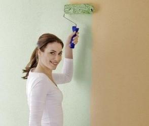 Putz streichen ohne feine Strukturen zu verlieren