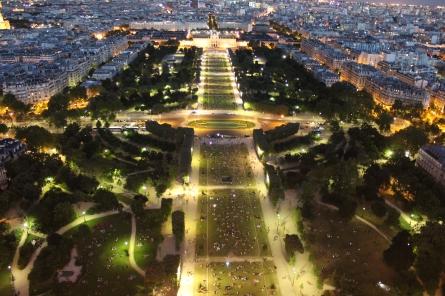 Digitale Stadtviertel in Frankreich