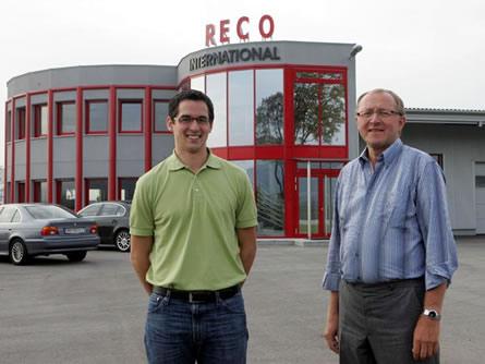 Reco International: der Kleine für die ganz Großen