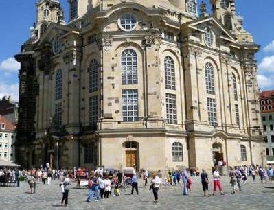 Dresden bei einem Kurzurlaub entdecken