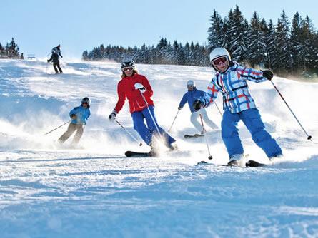 Salzburg, Vorarlberg, Tirol – Investitionen in Wintertourismus