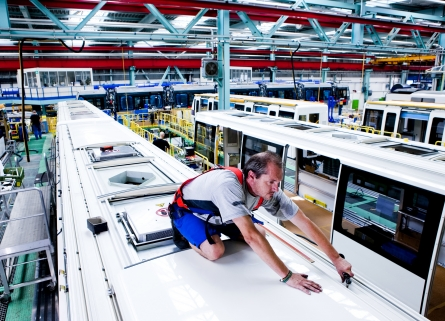 ÖBB bestellt 100 Regionalzüge bei Siemens für 550 Millionen Euro
