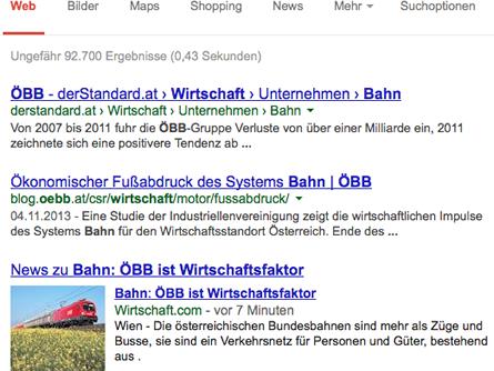 wirtschaft.com-Nachrichten-GoogleNews-445 GoogleNews, BingNews und (Soziale) Netzwerke