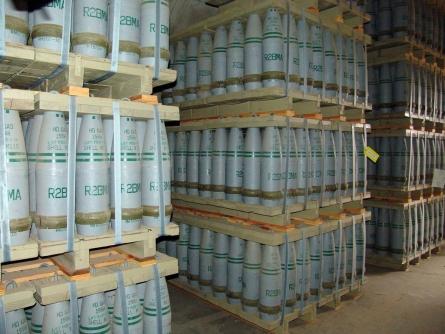 Deutschland beteiligt sich an Vernichtung syrischer Chemiewaffen