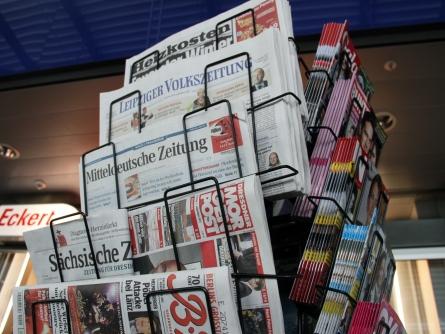 Zeitungsverleger warnen vor Mindestlohn