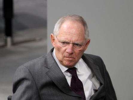 Schäuble muss für ausgeglichenen Haushalt mehr sparen