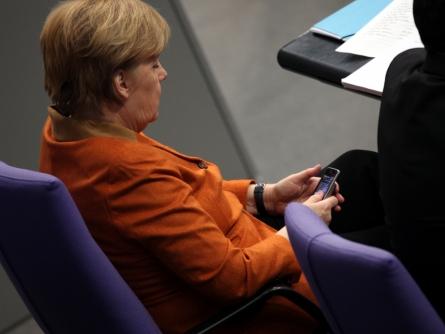 NSA speicherte mehr als 300 Berichte über Merkel