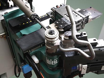 BLM Group – Rohrbiegemaschinen für jeden Zweck