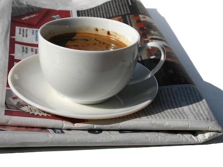 Studie: gekaufte Zeitungen werden aufmerksamer gelesen