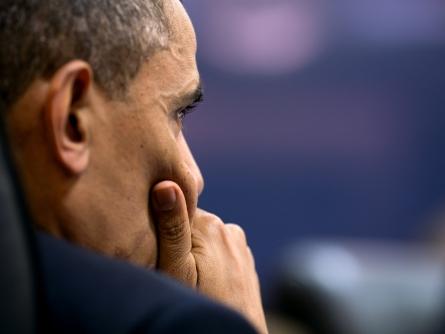 """Obama: """"Ich habe kein Mitleid mit der Hamas"""""""