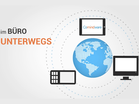 Comindware Tracker – ein webbasiertes Business Process Management-System