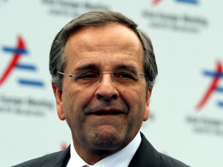 Rückschlag für Samaras: Griechen sollen unter Aufsicht bleiben