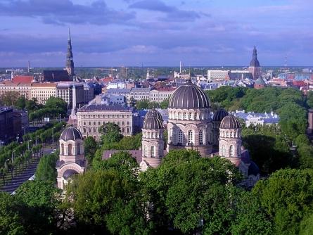 Aussenminister von Liechtenstein und Lettland diskutieren EWR in Riga