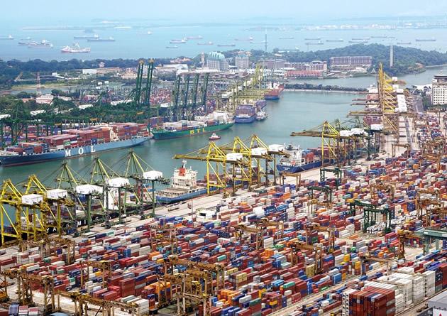 Die Logistikbranche – einer der größten Wirtschaftsbereiche in Deutschland