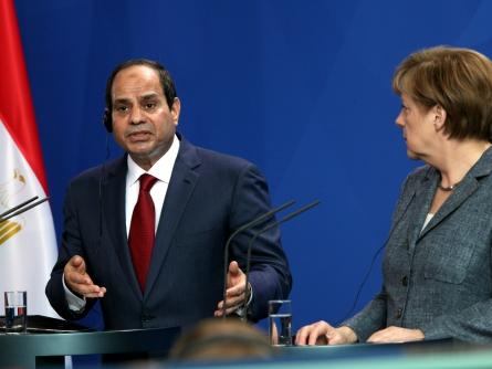 Merkel bespricht mit as-Sisi Todesurteile in Ägypten