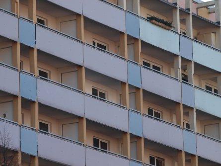 Zahl der Sozialwohnungen auf Tiefststand gesunken
