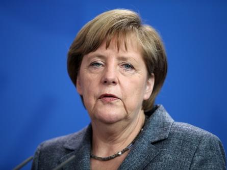 Merkel sichert Aung San Suu Kyi Unterstützung zu