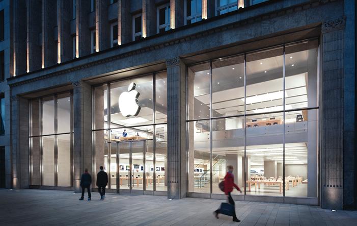 Apple Shop Hamburg