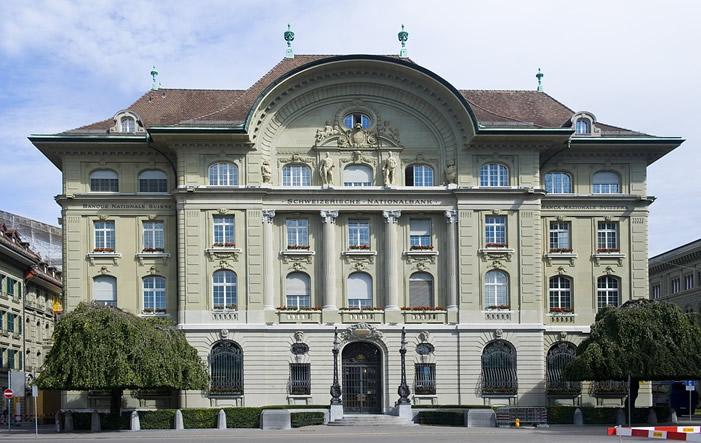 Liechtensteins Regierungschef trifft Präsidenten der Schweizerischen Nationalbank