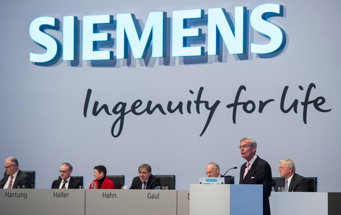 Siemens Berichte über weiteren Stellenabbau bei Siemens