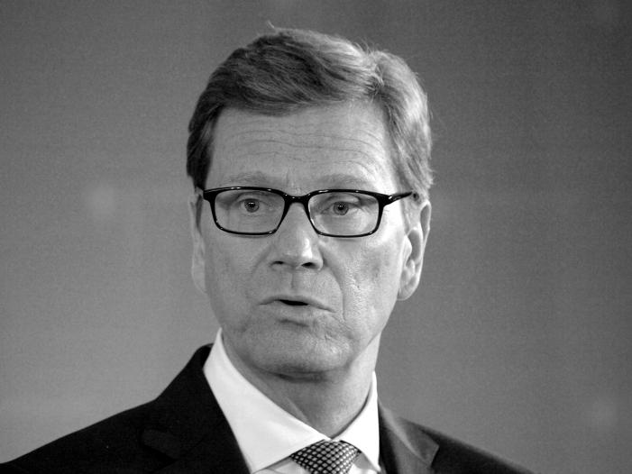 Guido-Westerwelle-gestorben Guido Westerwelle gestorben