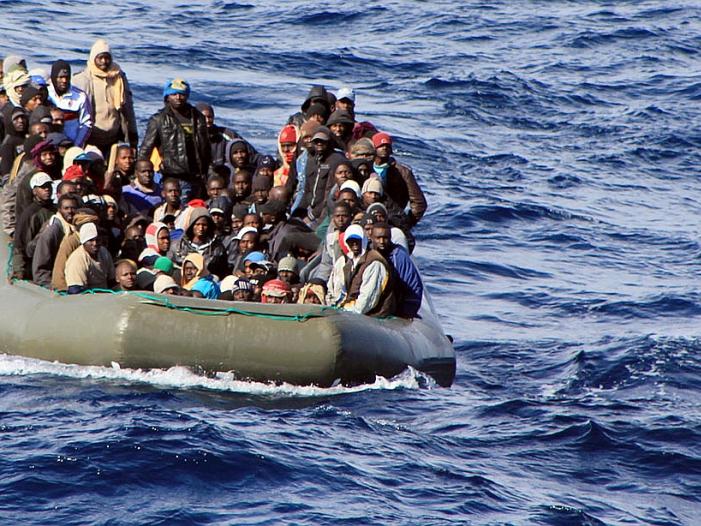 IOM-2016-rund-3.000-Menschen-bei-Flucht-übers-Mittelmeer-gestorben IOM: 2016 rund 3.000 Menschen bei Flucht übers Mittelmeer gestorben