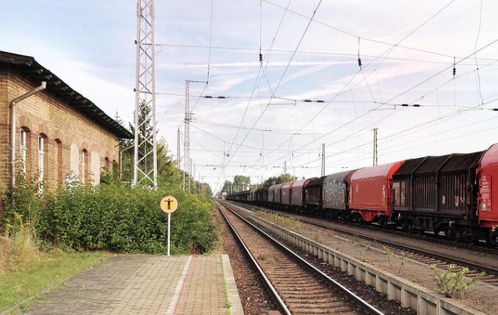 Gütertransport: Im Zug von China nach London in 18 Tagen
