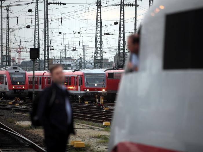GDL-Chef Weselsky will neue Sicherheitskonzepte für Bahnpersonal