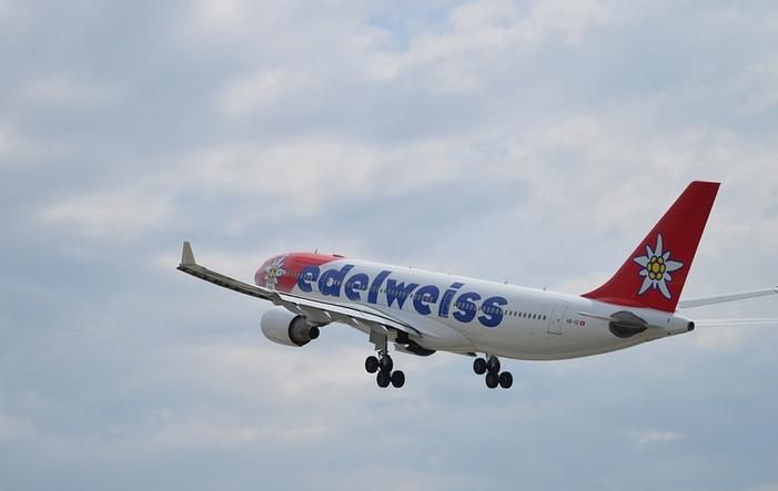 Edelweiss Air 2016 mit Rekordumsatz