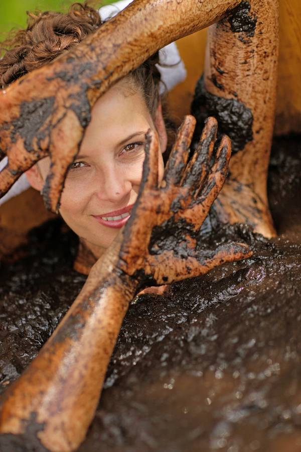 Moorbad Burn-out: Eine Präventionskur kann aktiv helfen