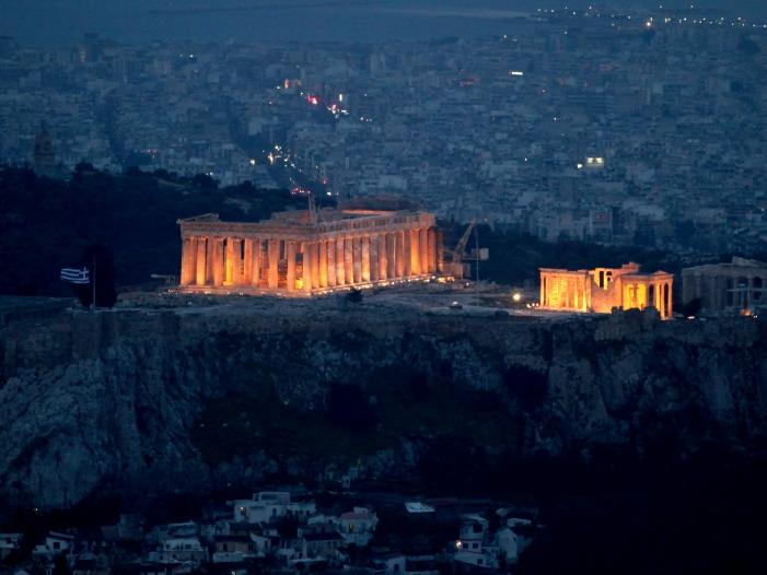 Griechenland kann noch im Mai mit frischem Geld rechnen