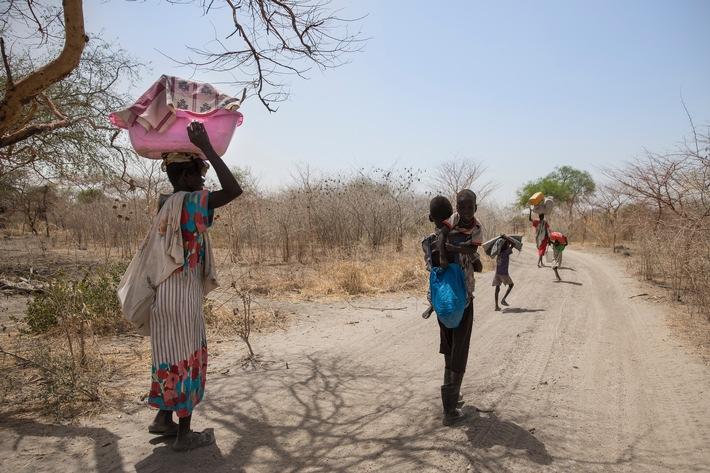 Ostafrika: Caritas Schweiz erhöht humanitäre Hilfe