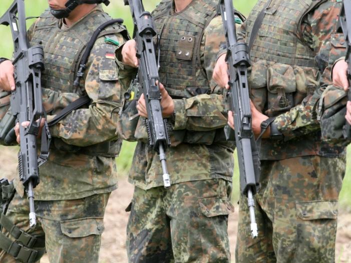 MAD ermittelt gegen Bundeswehrsoldaten wegen Putschaufruf