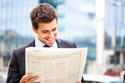 Tageszeitungen – ein Wirtschaftszweig im freien Fall?