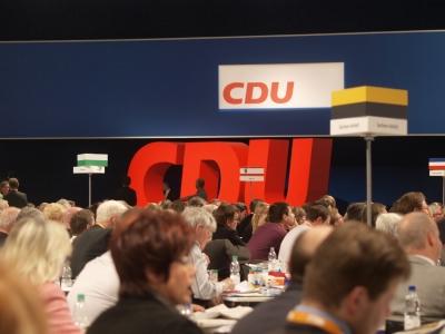 CDU-Parteitag, dts Nachrichtenagentur