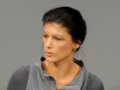 Sahra Wagenknecht, Deutscher Bundestag / Lichtblick / Achim Melde,  Text: dts Nachrichtenagentur